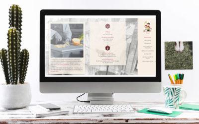 Nouvelle charte & site internet Restaurant